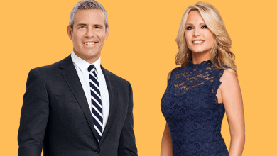 Andy Cohen, Tamra Judge, The Real Housewives of Orange County, RHOC, Bravo
