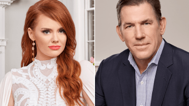 Photo of Kathryn Dennis Denies She's Back Together With Thomas Ravenel As 'Southern Charm' Season 7 Begins Filming