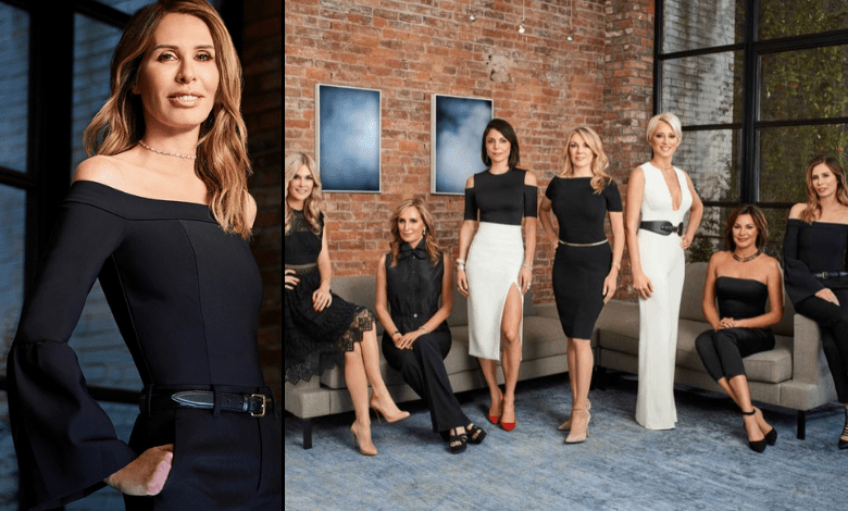 Carole Radziwill, The Real Housewives of New York City, RHONY, Bethenny Frankel, Ramona Singer