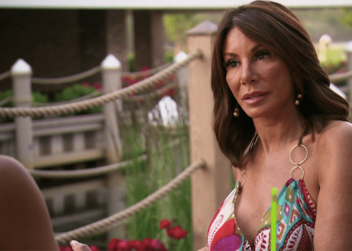 Danielle Staub, Margaret, Melissa Gorga, The Real Housewives of New Jersey, RHONJ, Andy Cohen podcast, Grindr
