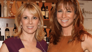 Ramona Singer, Jill Zarin, The Real Housewives of New York City, RHONY, Bravo