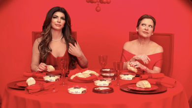 The Real Housewives of New Jersey, RHONJ, Caroline Manzo, Teresa Giudice, Sabra, Sabra Hummus, Super Bowl, superbowl