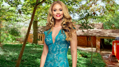 Gizelle Bryant, The Real Housewives of Potomac, RHOP, Gizelle Bryant House, Bravo