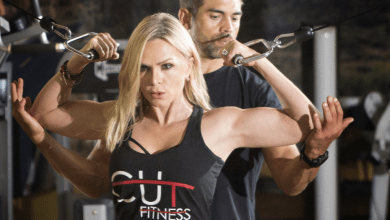 Photo of Tamra Judge Announces Temporary Closure Of Her Gym CUT Fitness Due To Coronavirus