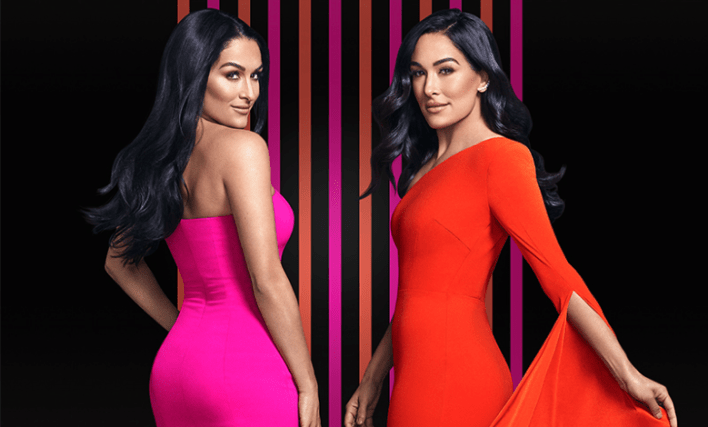 Nikki Bella, Brie Bella, Total Bellas, E! Entertainment