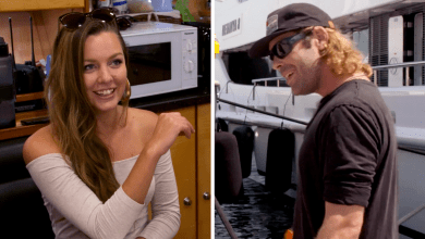 Photo of 'Below Deck Sailing Yacht' Sneak Peek: Georgia Grobler And Chris Miller Go On A Date (EXCLUSIVE)