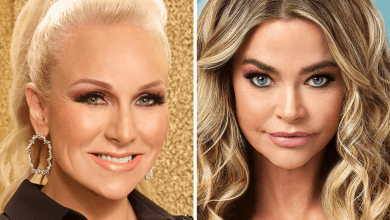 Margaret Josephs, Denise Richards, RHONJ, RHOBH, Real Housewives of New Jersey, Real Housewives of Beverly Hills, Bravo