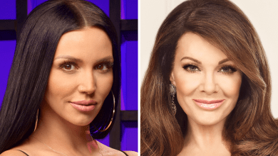 Photo of Scheana Shay Says She Wanted To Break The Fourth Wall On 'Vanderpump Rules' This Season But Lisa Vanderpump Shut Her Down
