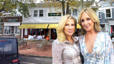 Sonja Morgan, Ramona Singer, The Real Housewives of New York City, RHONY, 75 Main, The Hamptons, Page Six