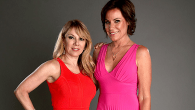 Photo of Luann de Lesseps And Ramona Singer Are Reportedly Scrambling To Stay On 'RHONY'
