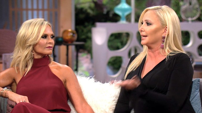 Tamra Judge, Shannon Beador, The Real Housewives of Orange County, RHOC Season 15, Bravo TV