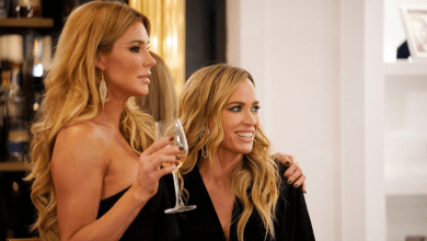 Teddi leaving real housewives, Teddi Mellencamp, Brandi Glanville, The Real Housewives of Beverly Hills, RHOBH, Bravo TV, Evolution Media