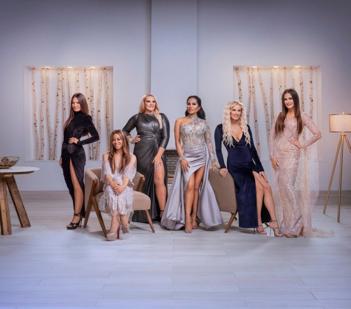 , The Real Housewives of Salt Lake City Season 1 cast