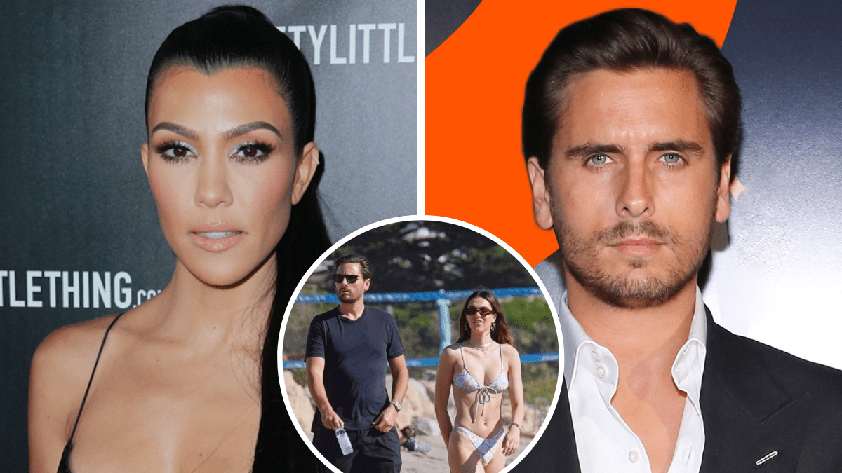 Kourtney Kardashian, Scott Disick, Amelia Hamlin, KUWTK, Keeping Up With The Kardashians, RHOBH, The Real Housewives of Beverly Hills