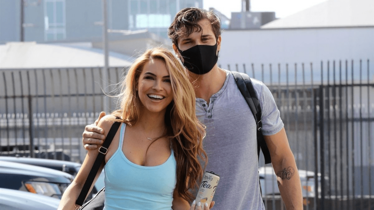 Chrishell Stause, Gleb Savchenko, cheating allegations, affair, Dancing With The Stars, DWTS