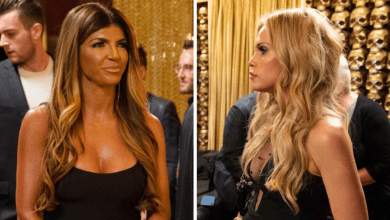 Teresa Giudice, Jackie Goldschneider, Evan Goldschneider, RHONJ Season 11, The Real Housewives of New Jersey, Bravo TV