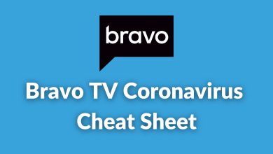 Bravo TV Coronavirus Cheat Sheet, COVID-19, Bravo TV, reality TV, Bravo reality shows, NBCUniversal