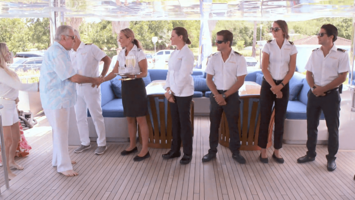 Below Deck Season 8 Reunion, Below Deck Reunion, Below Deck Season 8, Bravo, Bravo TV, Watch What Happens Live, Below Deck Sailing Season 2