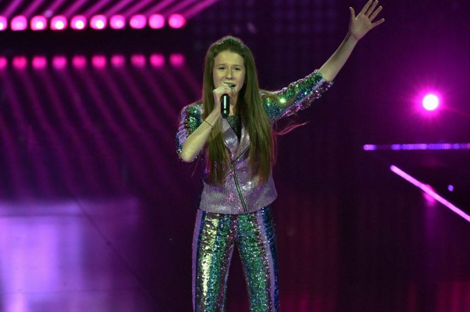Roksana Wegiel The Voice Kids