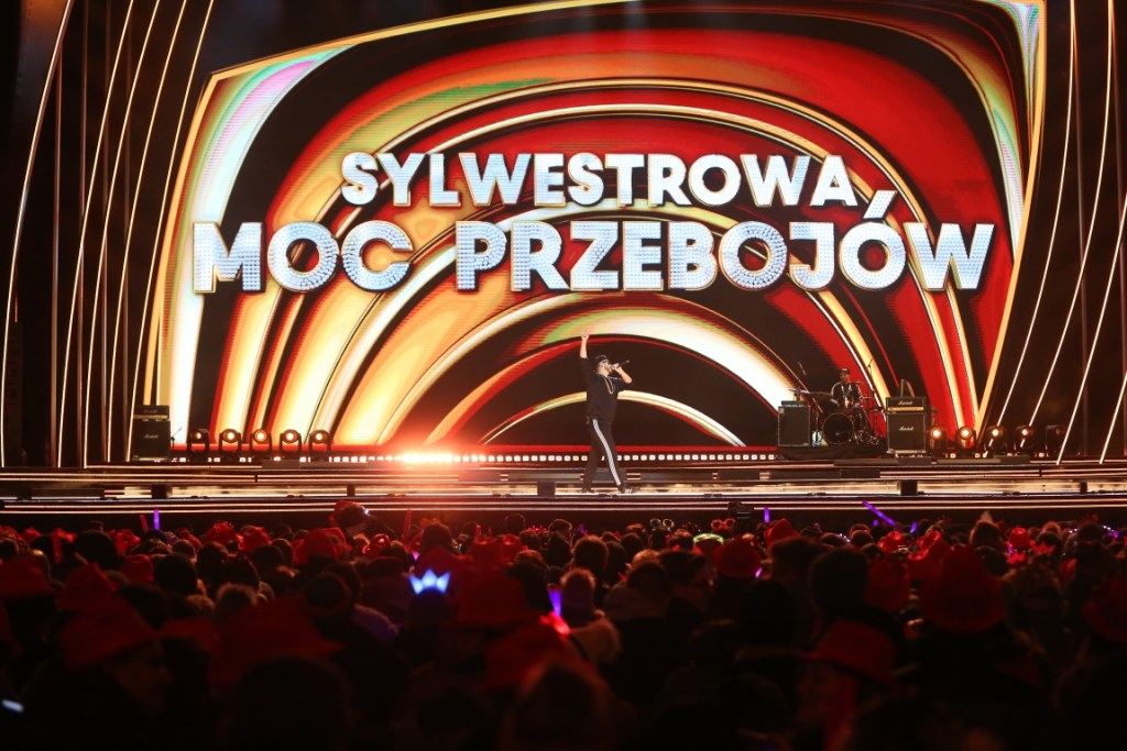 Sylwestrowa Moc Przebojów 2018 (fot. Polsat WBF)