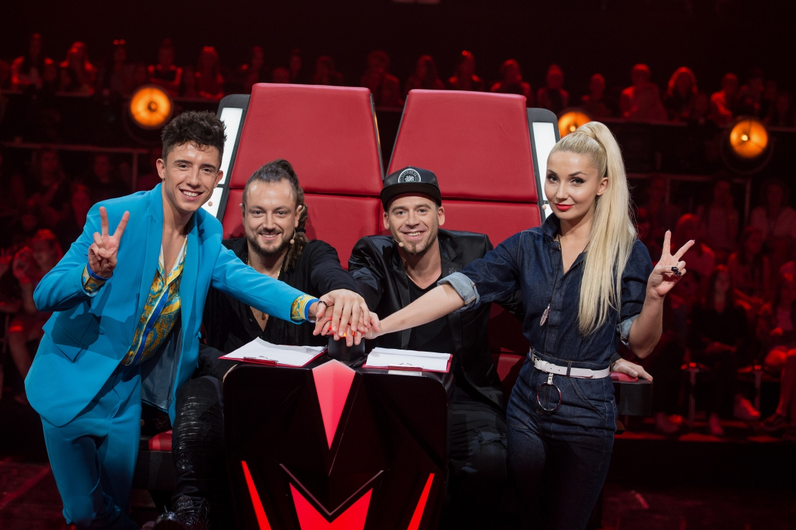 The Voice of Kids 2 - jury