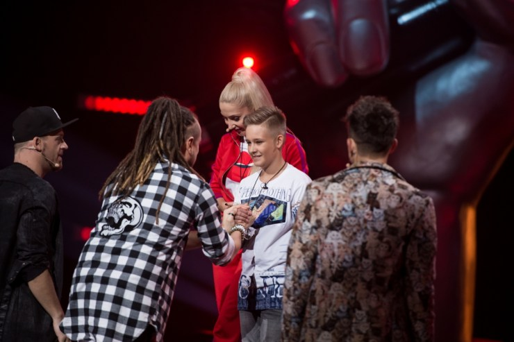 The Voice Kids 2 - Dominik Ciach