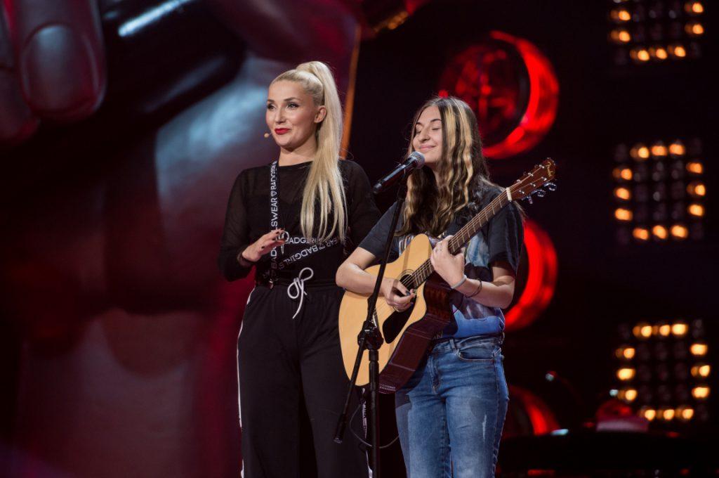 The Voice Kids 2 - Karolina Kruk