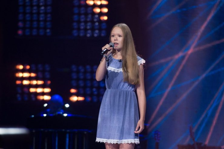 The Voice Kids 2 - Maja Czepczyńska