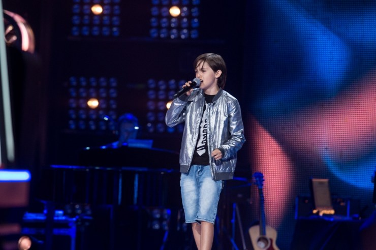 The Voice Kids 2 - Stasiek Kukulski