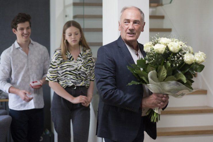 Miłość na zakręcie (fot. TV4)