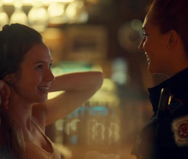Wayhaught The Story Of Waverly And Nicole Wynonna Earp Watch Syfy