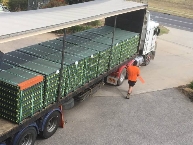Plastic Forests Recycled Plastic Dunnage