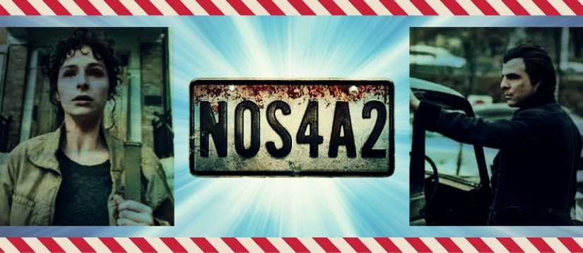 "Spoiler-Free Review of ""NOS4A2"" on AMC: A Faint Spark Glimmering in the midst of all the Backstory"