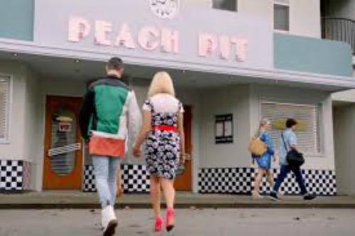 BH90210 Peach Pit Fox