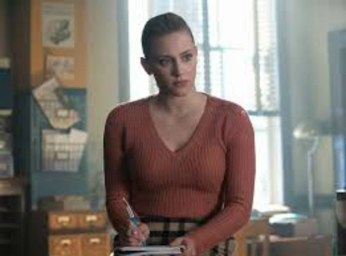 Betty Cooper the CW