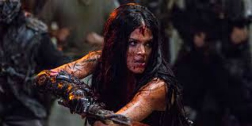 Octavia Blake The 100 CW 1
