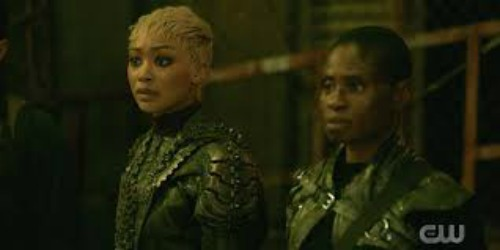 The 100 7 14 Indra and Gaia The CW