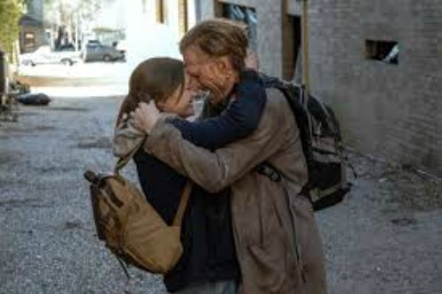 Fear TWD season 6 episode 3 Dwight and Sherry AMC