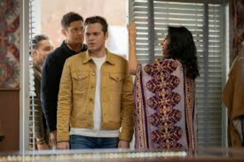 Supernatural season 15 episode 17 1
