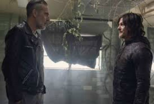 TWD Daryl and Negan 10 16 AMC