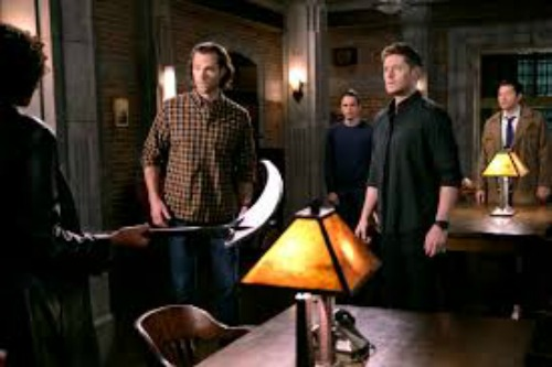 SPN Season 15 episode 18