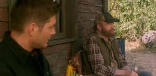 Supernatural Dean Bobby