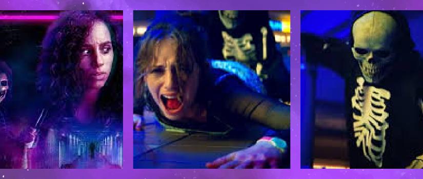 "Spoiler-Free Review of ""Fear Street Part 1: 1994"" on Netflix: 90's Slasher Nostalgia"