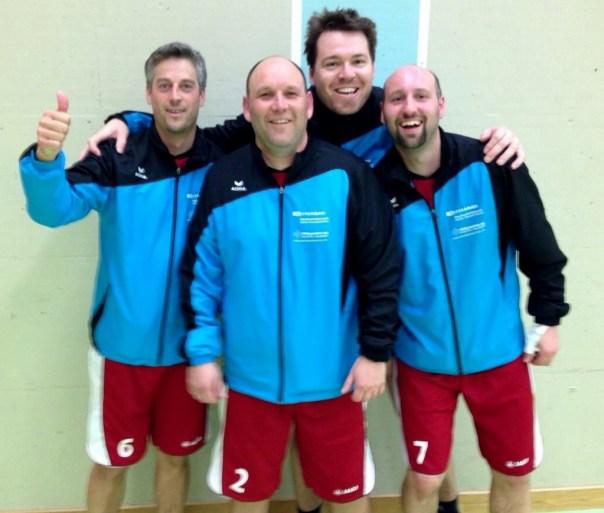 Korball Senioren Schweizermeisterschaft 2015