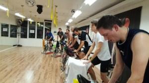 Indoor Cycling 2017