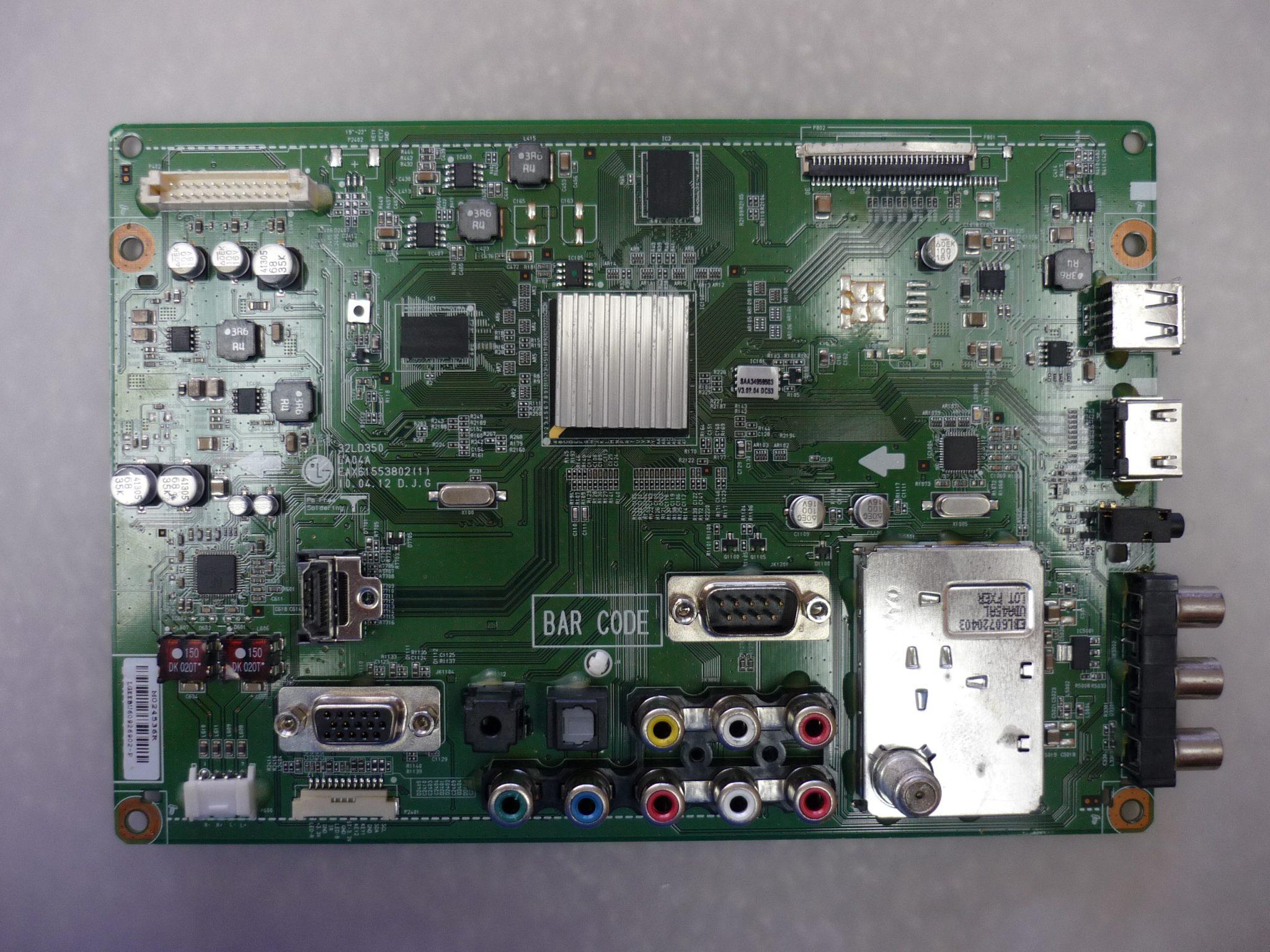 LG Main Board EBU60926902