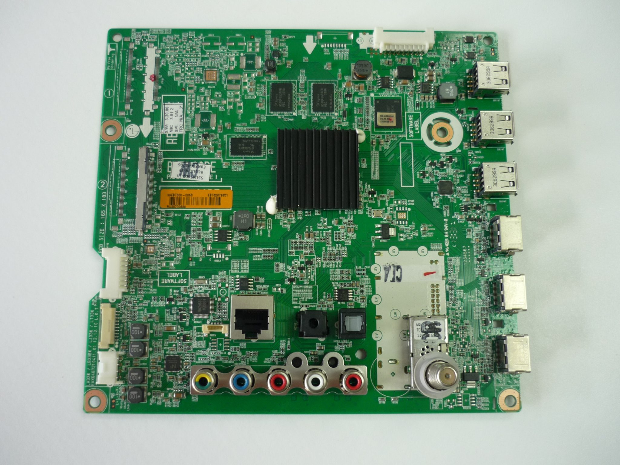 LG EBT62679801 (EAX64872104(1.0)) Main Board for 55LN5600-UI