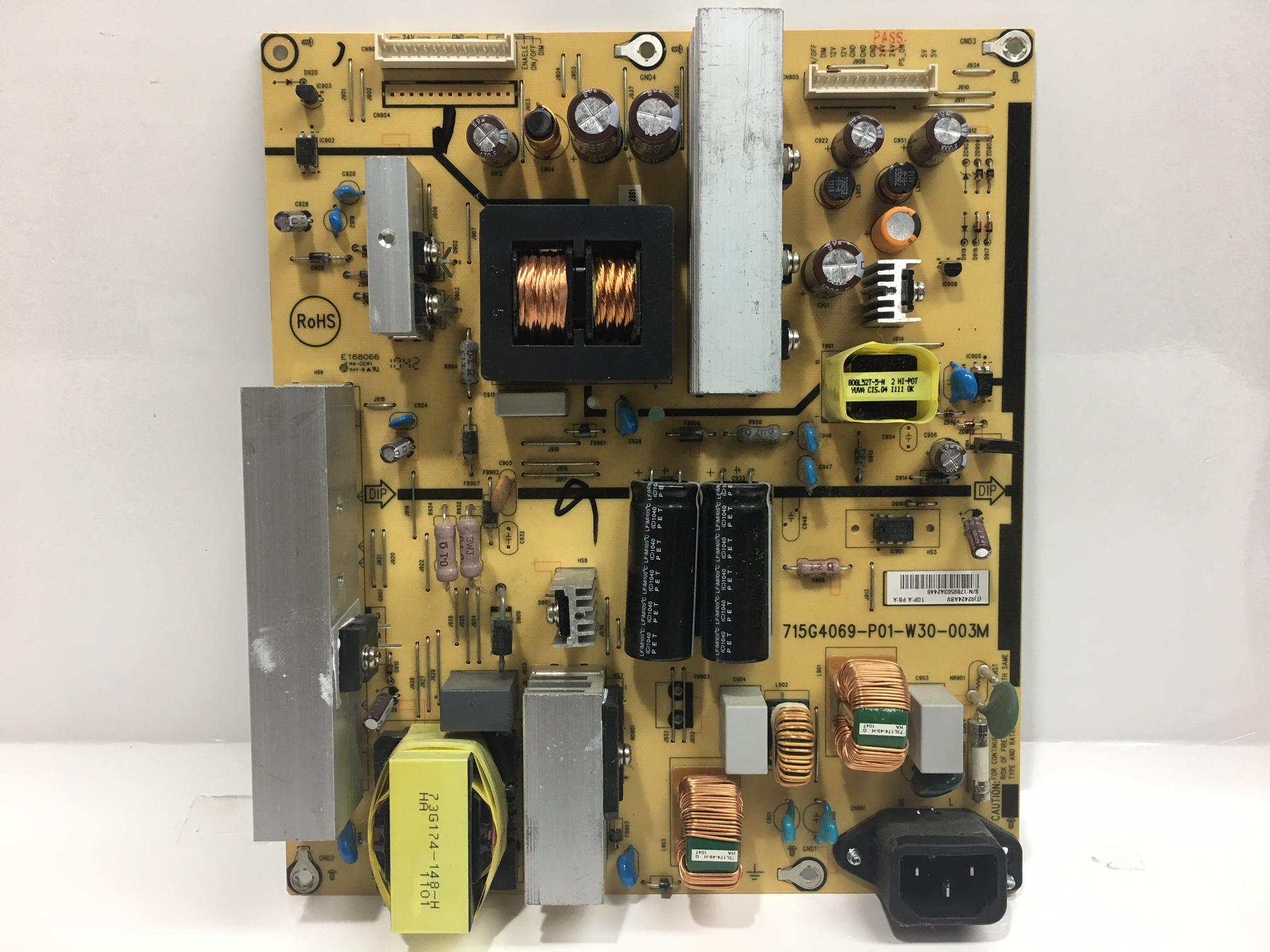 Vizio ADTV92424ABV Power Supply for E470VA / E470VL