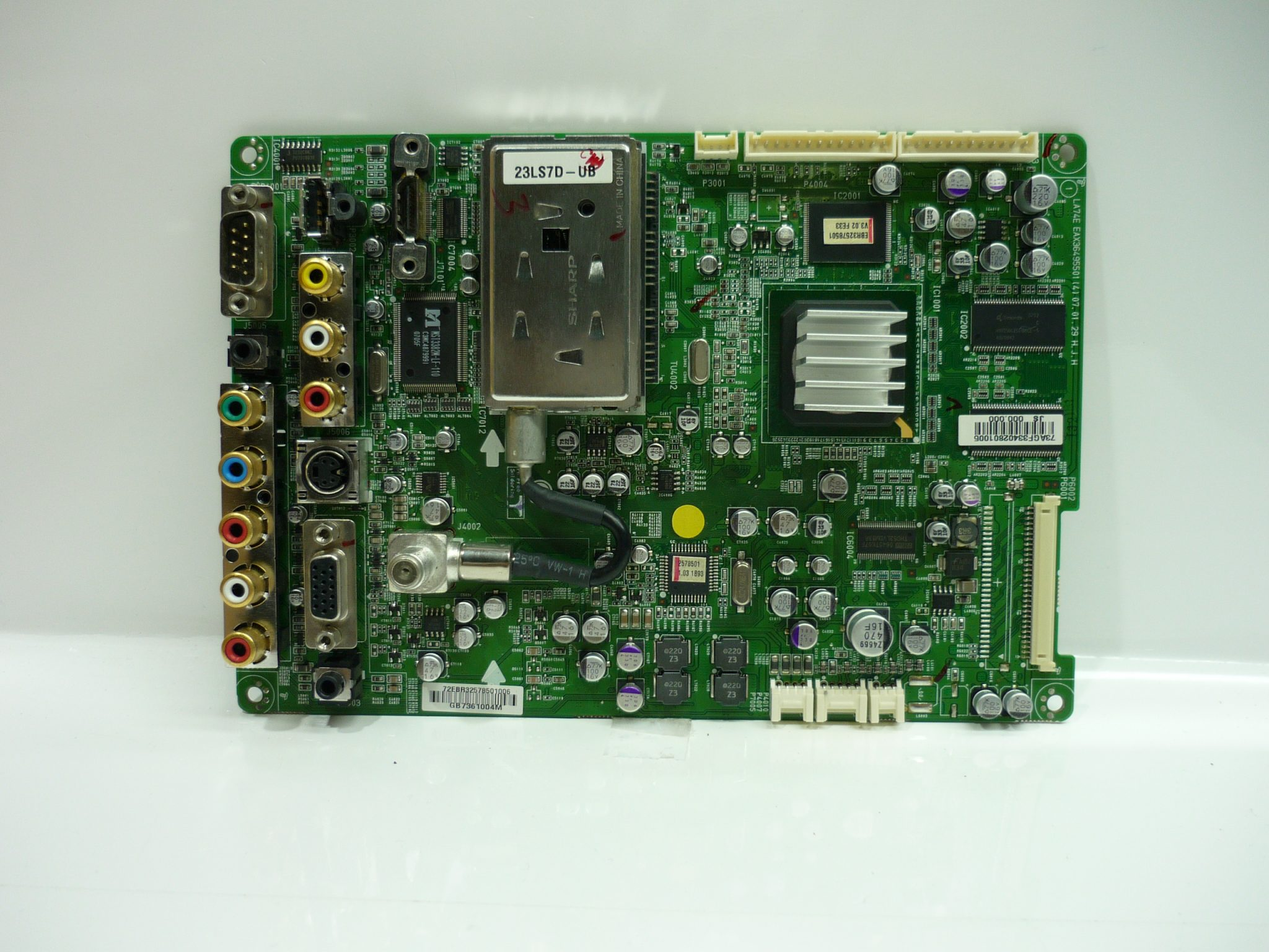 LG EBR32578501 (AGF33402801) Main Board for 23LS7D-UB