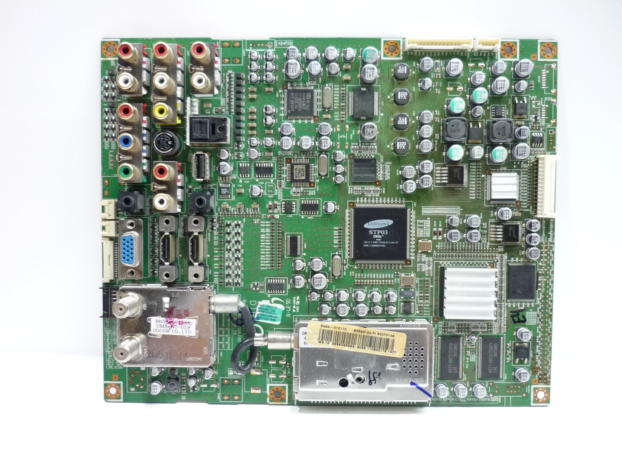 Samsung BN94-01011C (BN97-01050C) Main Board for LNS3238DX/XAA